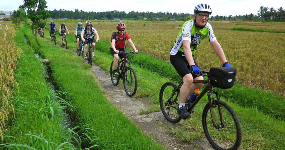 Bali Extreme Cycling Tours Village Cycling With Bali Activity Combination
